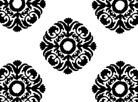 Free Vector Baroque Ornament