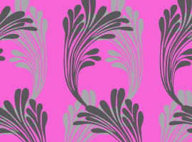 Free Floral Vector Ornament Pattern