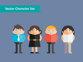 Vector Character Set