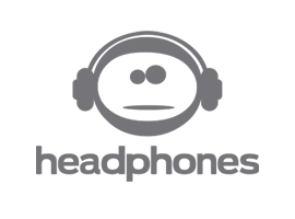 Vector Headphones Logo