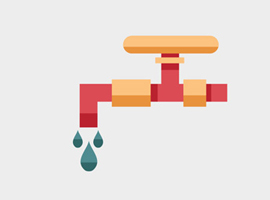 Free Water Tap Vector