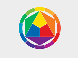 Free Vector Color Wheel