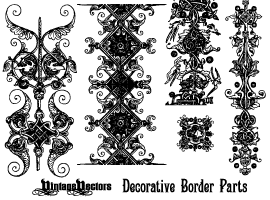Decorative Borders Elements