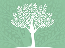 Eco-Friendly Tree Vector