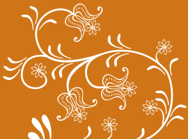 Beautiful Flower Vector Graphic