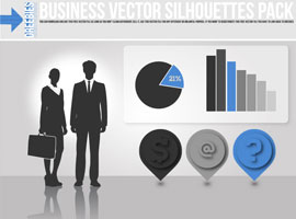 Business Vector Pack