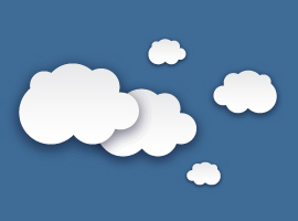Free Cloud Vectors