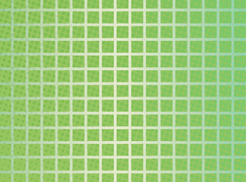 Green Halftone Vector