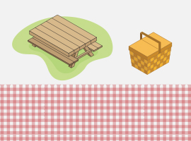 Picnic Vector Pack