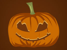 Free Pumpkin Halloween Vector