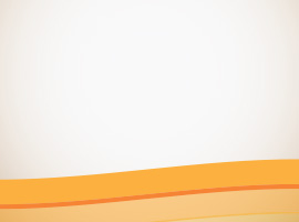 Simple Orange Vector Background