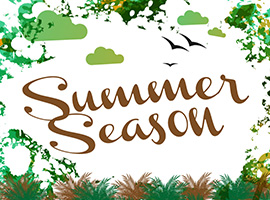 Summer Season Vector