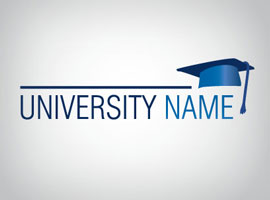 Free Vector  Logos on Graduation Vector Graphics