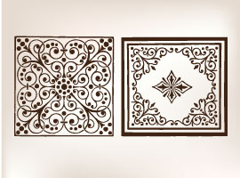 Vector Ornamental Elements