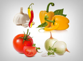 Vegetables Free Vector Graphic