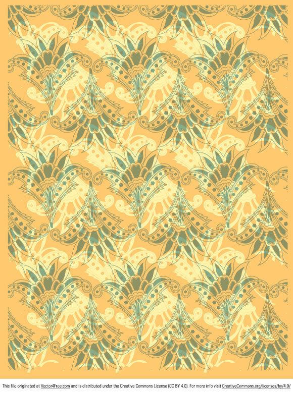A nice vector pattern in the .eps file free to use in your personal vector art.