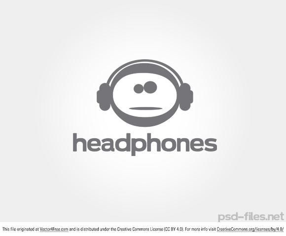 free emoticon with headphones
