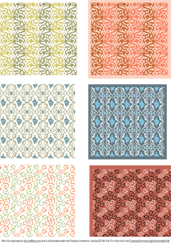 Some free patterns you may like. Feel free to use them, Link to our website would be nice. Enjoy, Thanx.