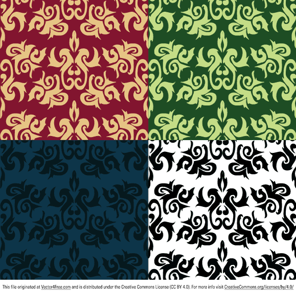This is my first seamless pattern, entitled Imperial Leaf. It is inspired by a lot of the great floral type patterns that are available out there right now. This pack contains the original Illustrator file, three Illustrator alternates along with PNG versions of all of them. I'm extremely happy with the way this pattern turned out, and I hope that you can find a great use for it. Enjoy.