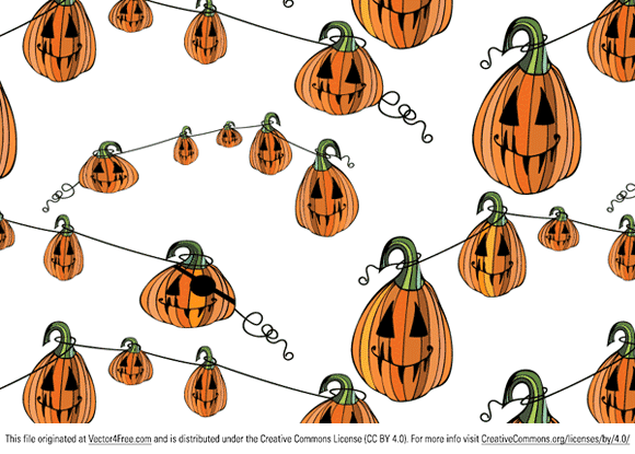 12 great Halloween pattern swatches