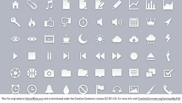 These icons are perfect for you iOS toolbars and tab bars, your Android app, websites, t-shirts, tattoos... anything you want to use then for.