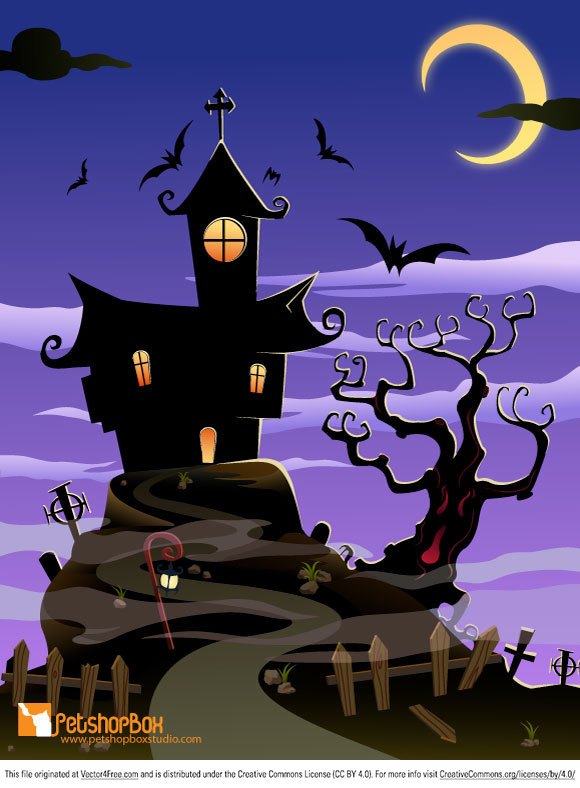 To celebrate halloween Petshopbox Studio are giving away a a free vector. Download and visit www.petshopboxstudio.com