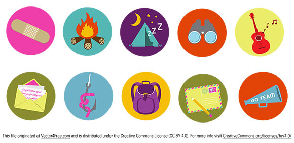 This is an icon set we recently put together for a promotional series we call
