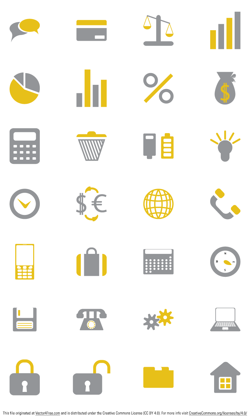 This is a nice, simple and elegant set of 28 vector icons suitable for your graphic and web projects (mobile, websites, presentations, infographics, user interfaces and print). They are fully resizable and editable and 100% Vector.
