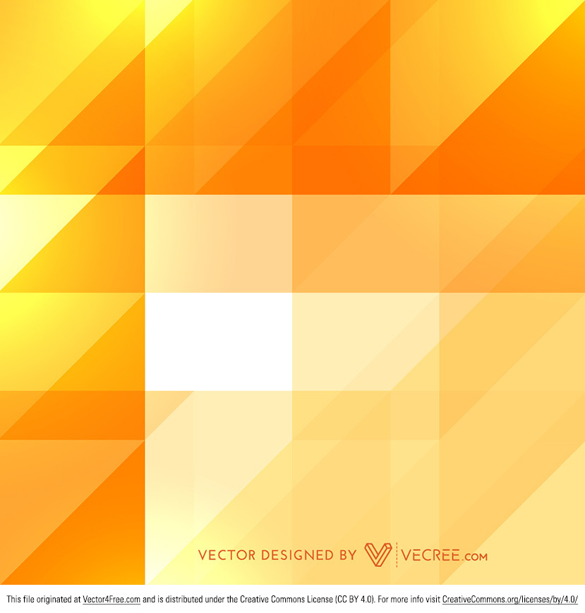 A very beautiful bright eye-catching yellow abstract diamond pattern vector which you can use as backgrounds and in many more way. 
