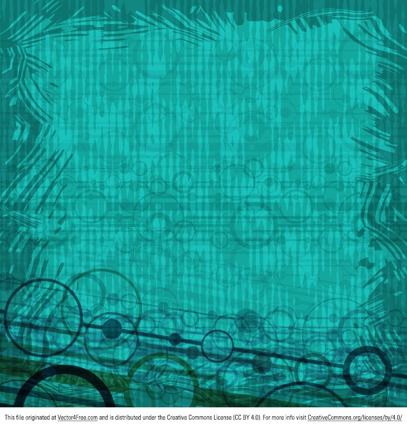 Bring your designs a touch of style with this Abstract Teal Circle Background Vector. The ways you can use this new free abstract teal circle background vector are only limited by your imagination. Set in a perfect deep teal color and with a modern feel, you'll just love this abstract teal circle background vector.