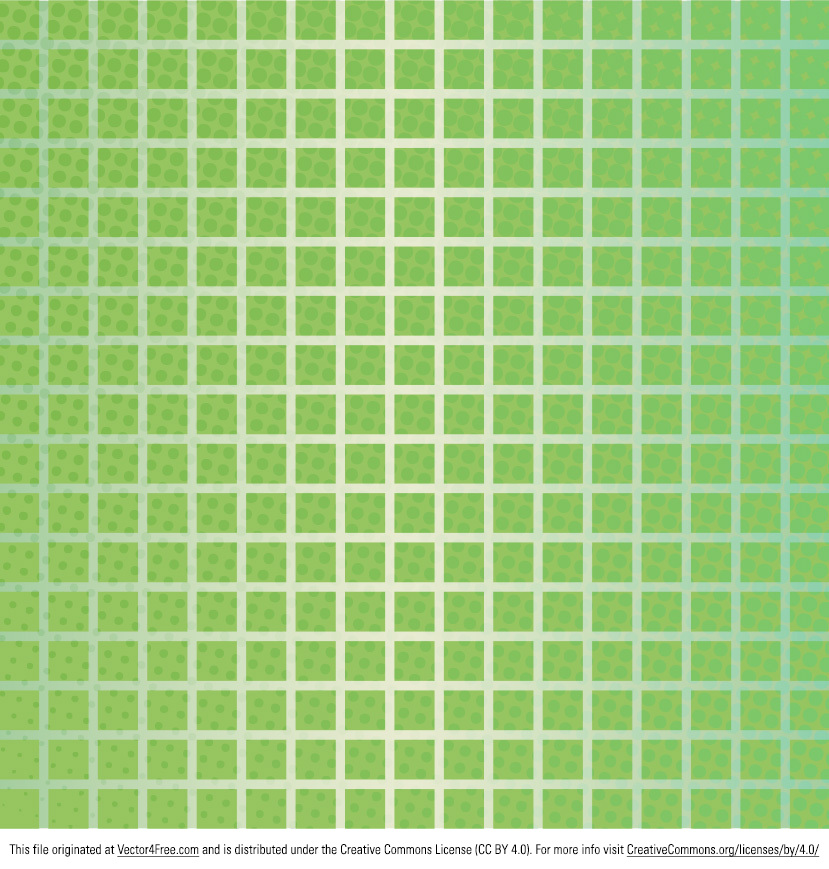 Bring the new Green Halftone Vector into your projects and feel the difference! Give your designs a modern, fresh look with this free green halftone vector. You can as well turn this green halftone vector into a pattern that will fulfill all your aesthetic needs.