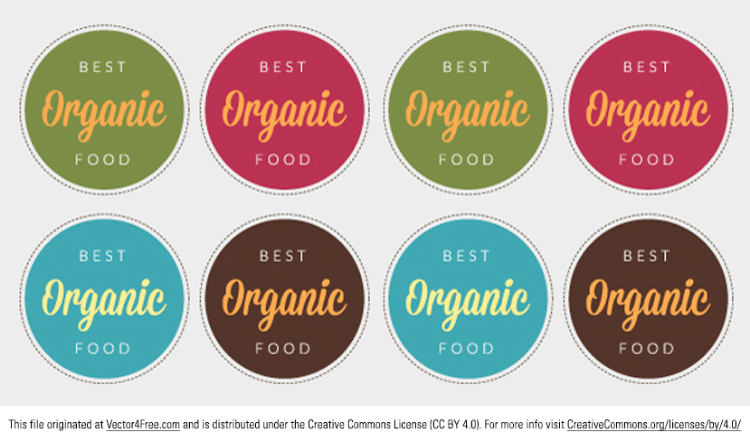 Introducing the new Organic Food Label Vectors! Included in this pack are four different organic food label vectors that you'll love. Use these organic label vectors in your next project! Feel free to use it in commercial and non-commercial projects, personal websites and printed work, as long as it's a part of a larger design. Please do not sell it, redistribute it yourself, claim it as your own or give it as a bonus item to boost sales for your own products. Download it now!