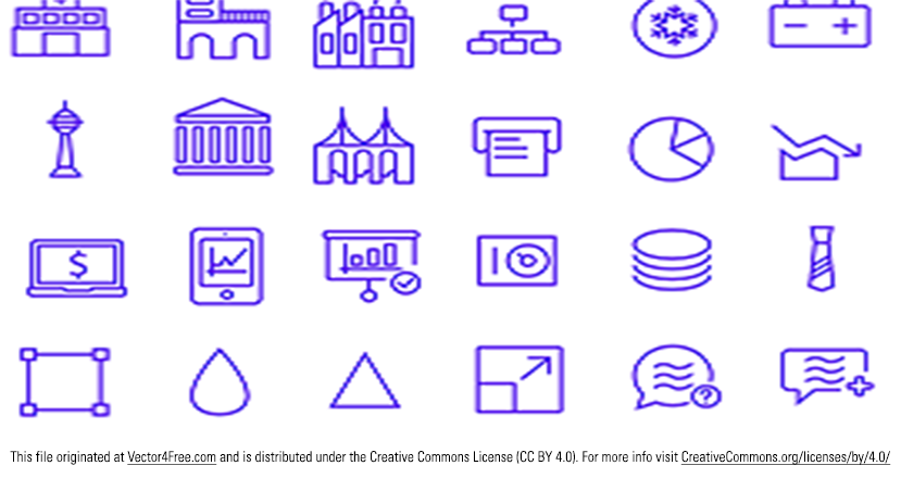 Free Vector Icons for you to use. They are perfect for website, blogs, apps. They are infinitely scalable and are built on a grid that is 60px. Visit retinaicon.com to look at the full 3000 icon set.