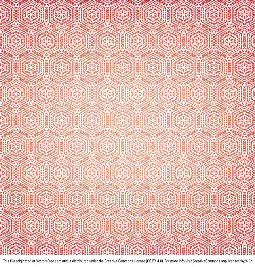 Hopefully you can use this new Red Patterned Vector! This red patterned vector would be great for a background on a business card or invitation. 