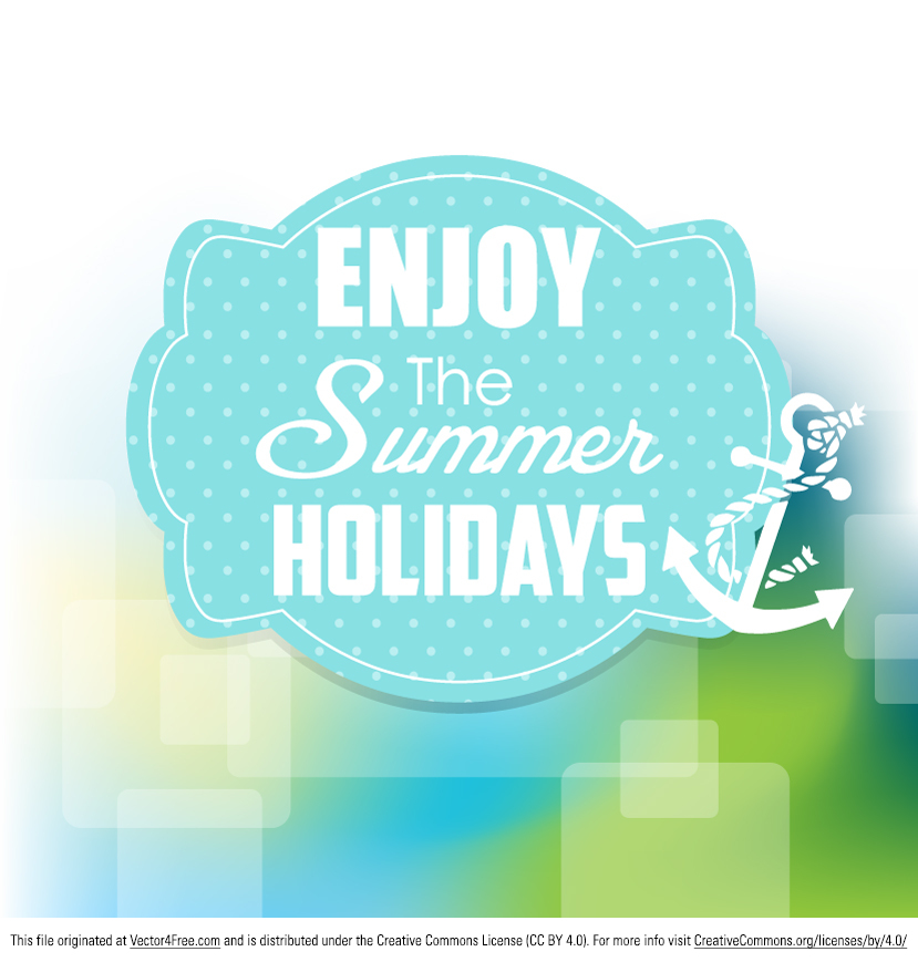 Get a hold of this new Summer Background Vector and save some time. Clear and fun, this summer background vector is suitable for so many of your projects that you'll just love it. Incorporate the summer background vector in your designs and take your designs to the next level.