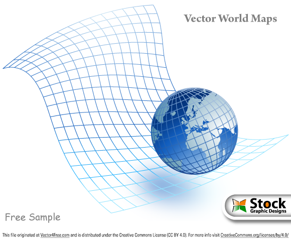 Free vector world maps free vector sample world map vector illustration from stockgraphicdesigns gumiabroncs Gallery