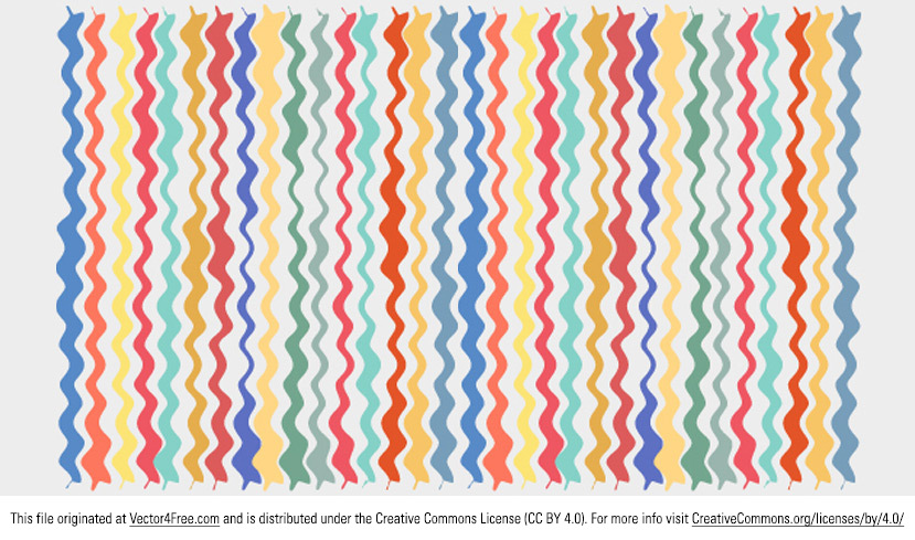 Introducing my new Colorful Wavy Line Vector Background! This colorful wavy line vector is filled with bright abstract lines and would be great as a background or wallpaper for your work. Download and enjoy this colorful wavy line vector!  Feel free to use it in commercial and non-commercial projects, personal websites and printed work, as long as it's a part of a larger design. Please do not sell it, redistribute it yourself, claim it as your own or give it as a bonus item to boost sales for your own products. Download it now!